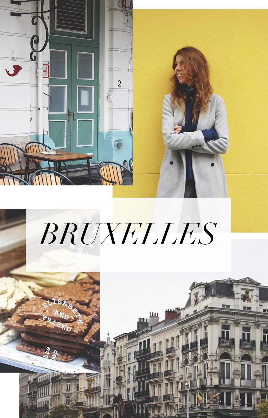 Rejseguide til Bruxelles