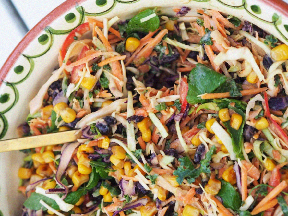 Mexicansk Coleslaw