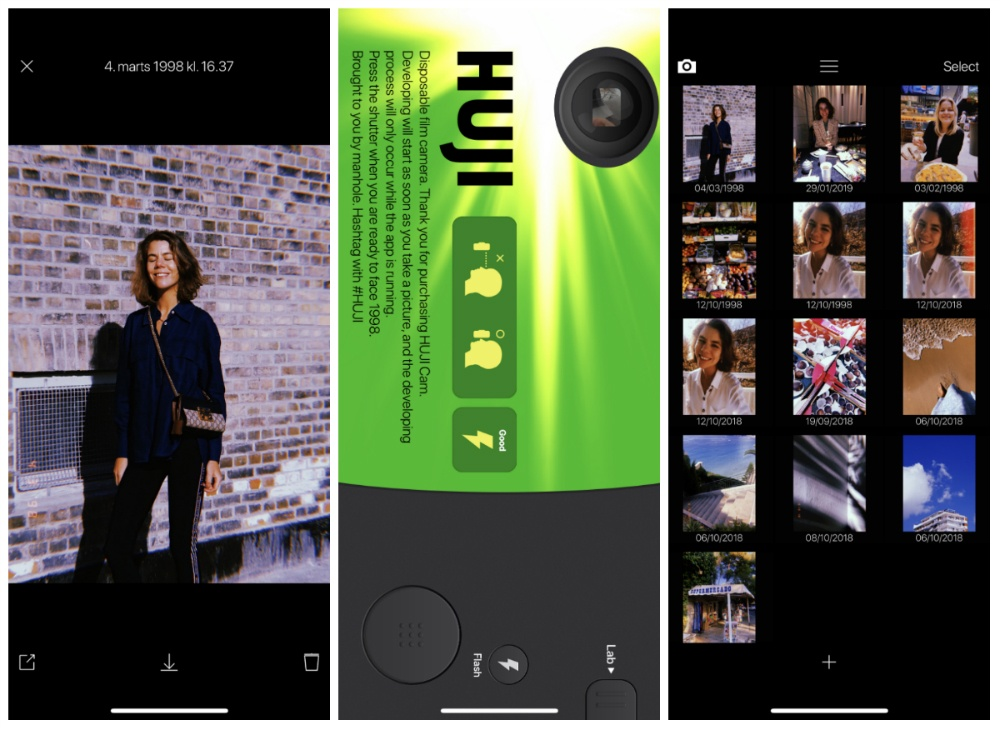 Apps til fotoredigering