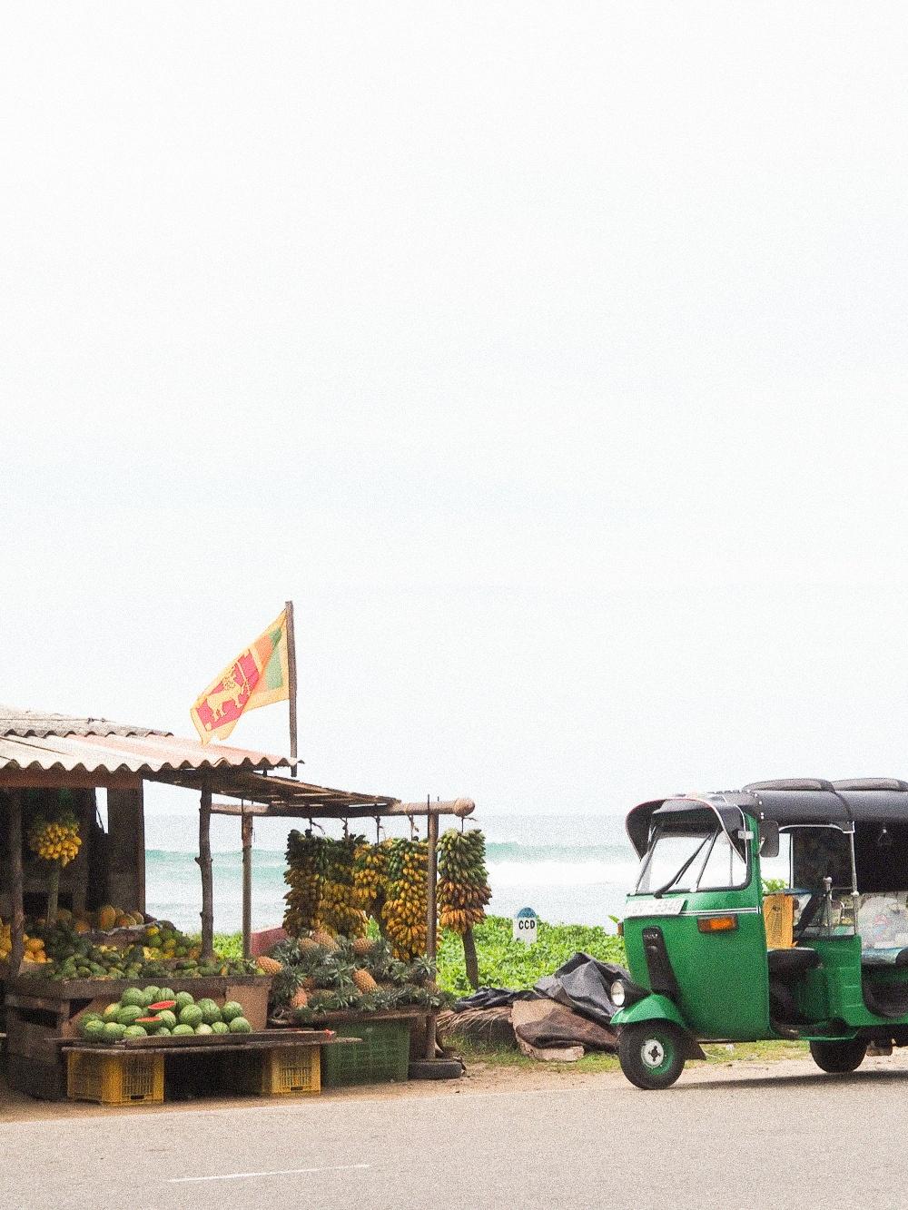 POSTKORT FRA SRI LANKA #2 15