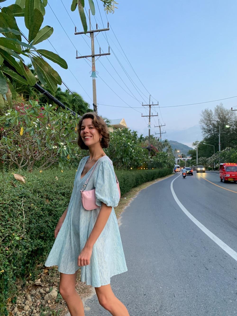 POSTKORT FRA THAILAND 9