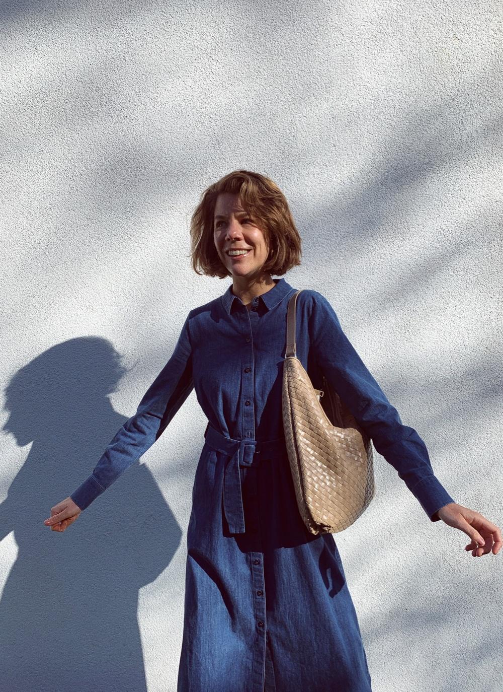Den perfekte denimkjole fra & Other stories som jeg har ledt efter længe