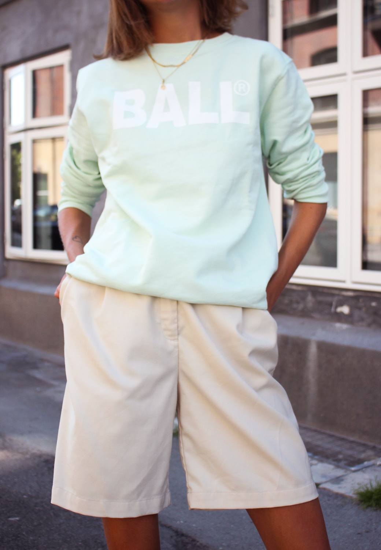 Ball sweatshirt - en gammel klassiker