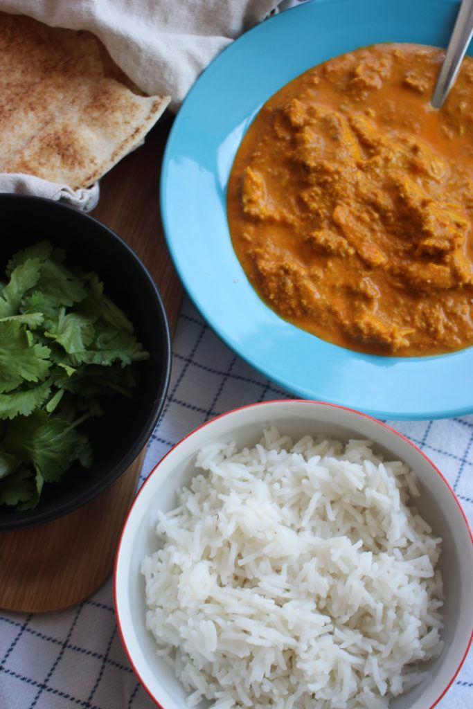 Chicken Tikka Masala 1