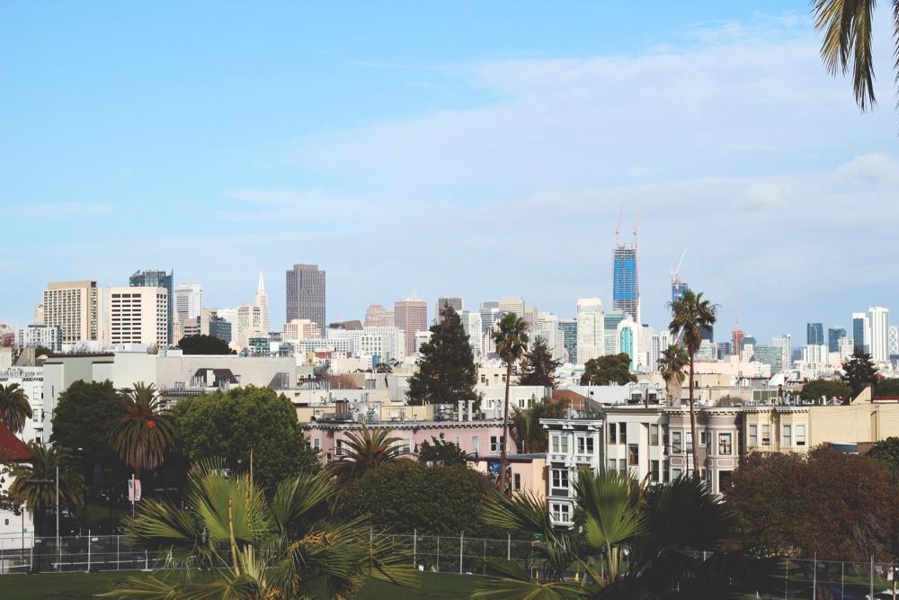 REJSEGUIDE TIL SAN FRANCISCO