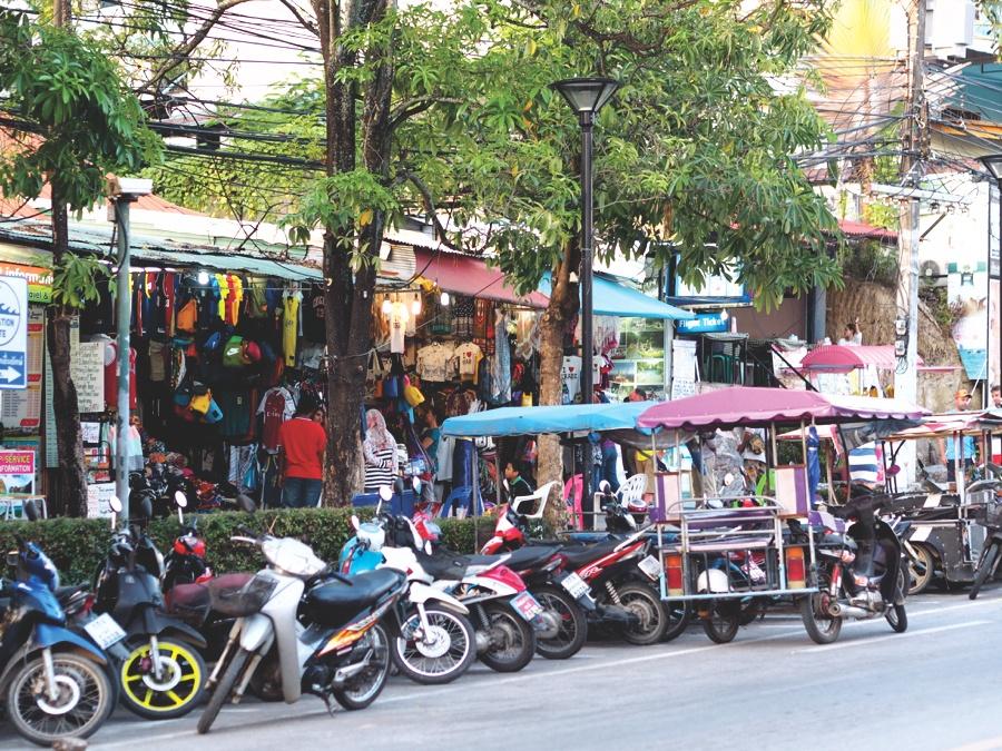 KRABI THAILAND, MIN MINIGUIDE 3