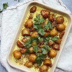 indiske kartofler
