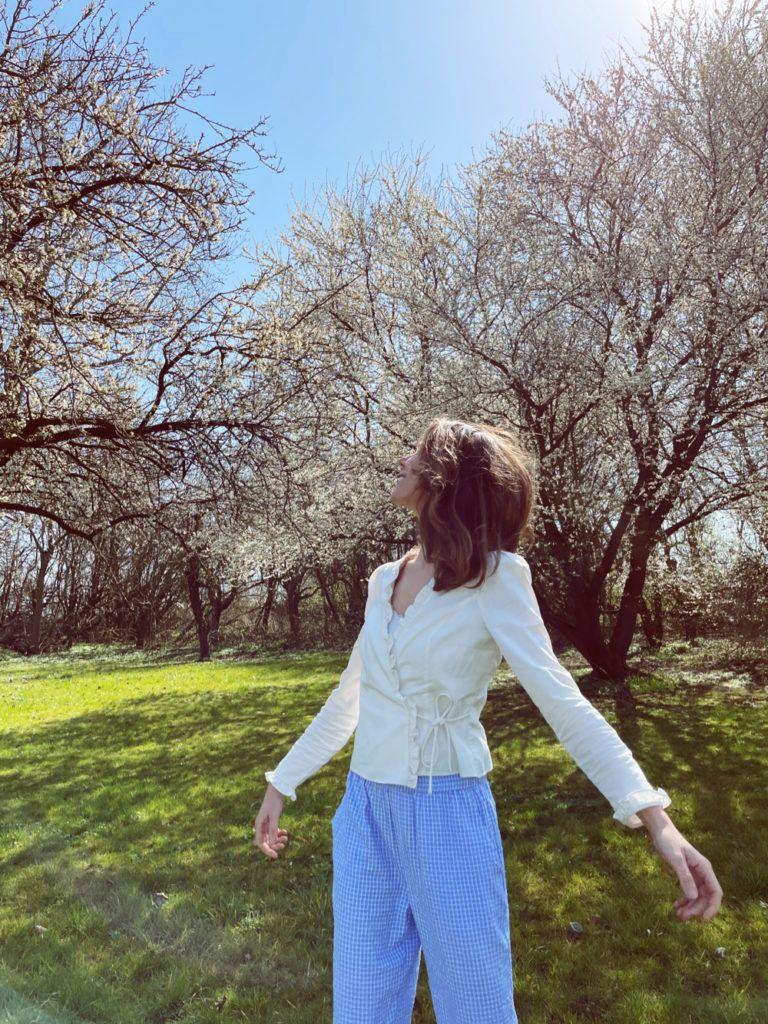 Fyn, forår, fødselsdag og en lille status 7