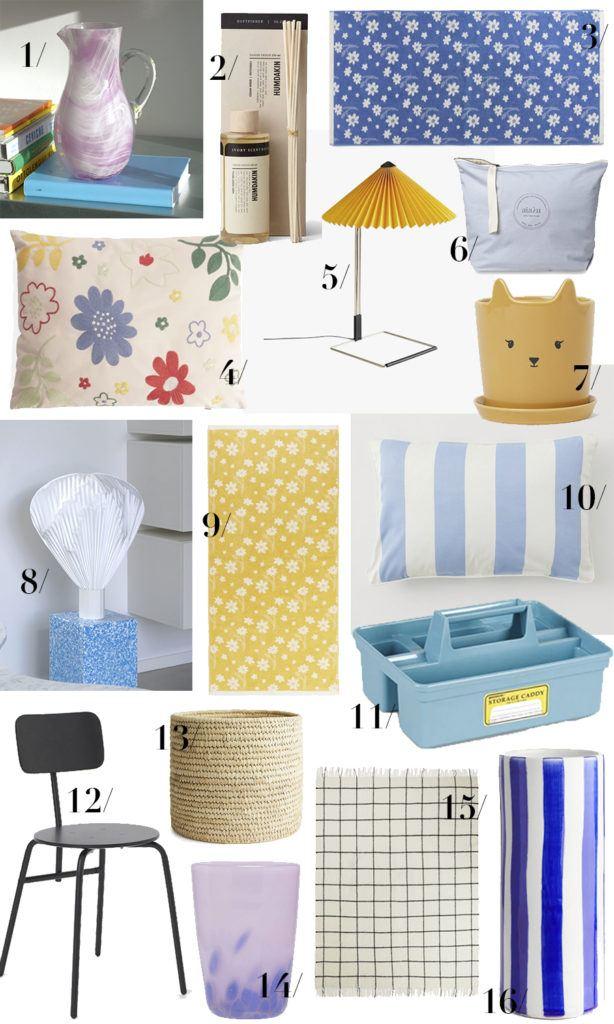 Forårsforandring: 16 flotte ting til hjemmet 1